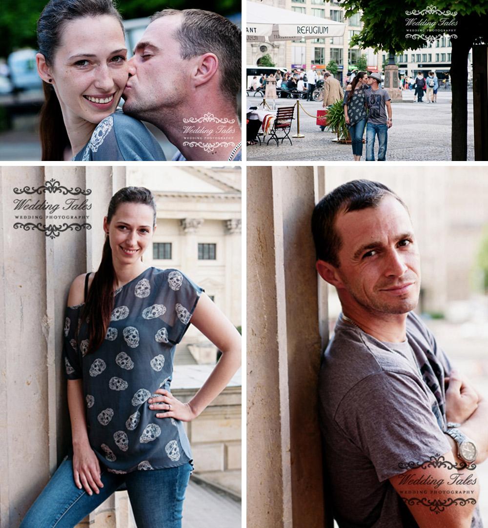 Hochzeitsfotograf Berlin, Engagement, Kennenlernshooting